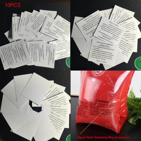 Moonar 10PC/set Swimming Pool Puncture Repair Patch Kit for Bestway Intex Heavy Dut UK