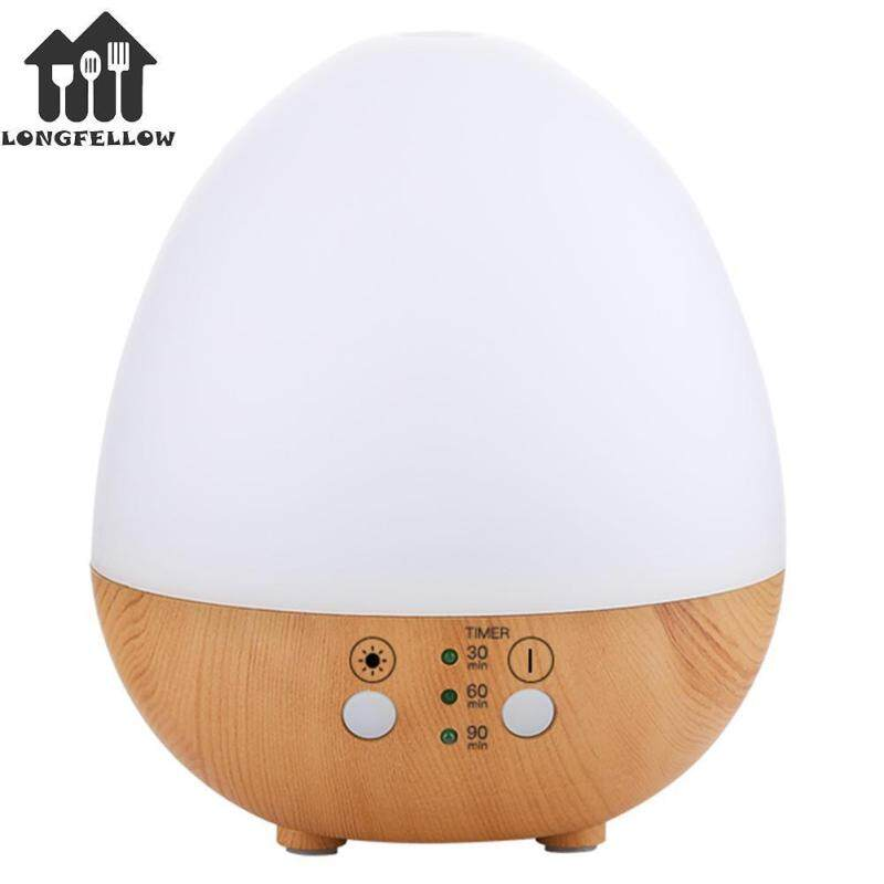 235ml Egg Shape Aromatherapy Machine Ultrasonic Air Humidifier Mist Maker Singapore