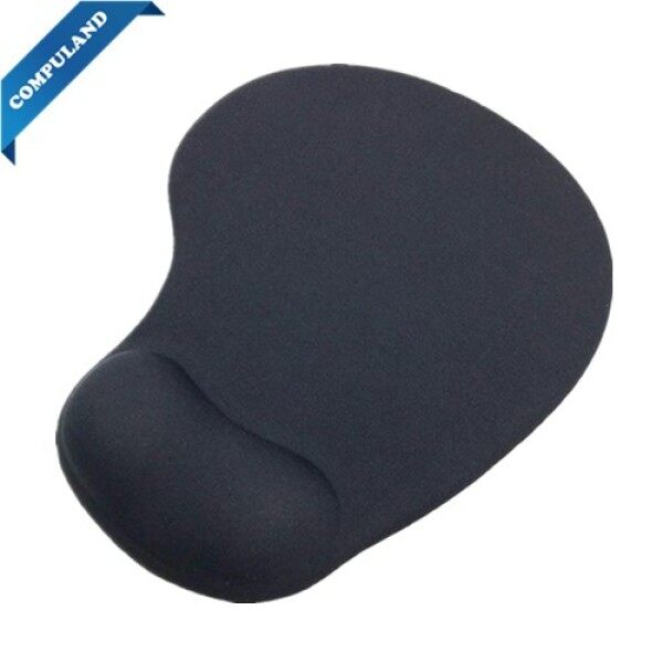 Mouse Pad with Gel Wrist Support Malaysia