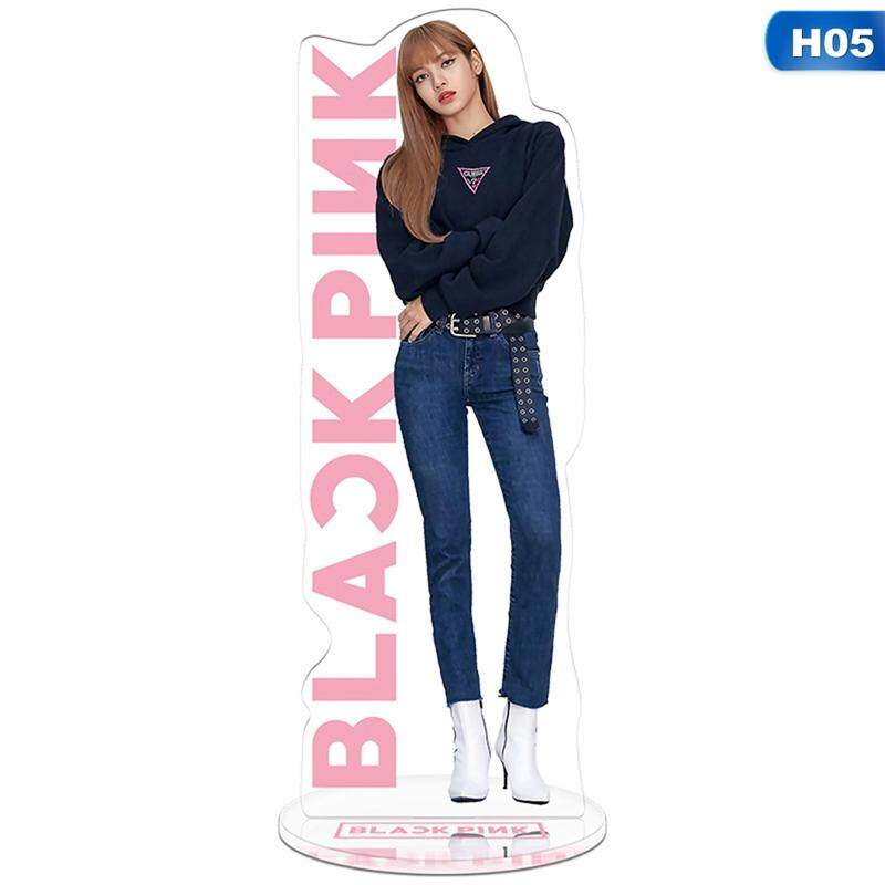 Candy Kpop Blackpink Humanoid Standing Licensing Tabletop Decoration By Mycsndice.