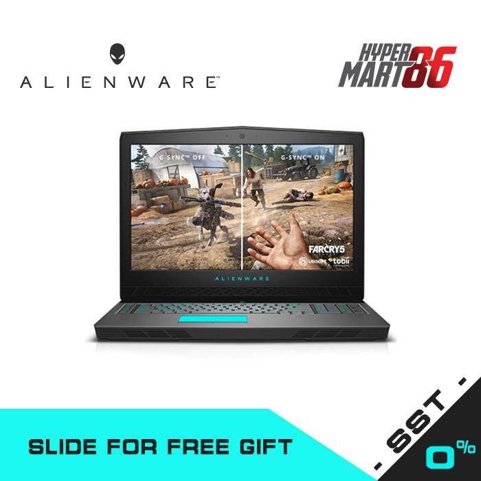 Dell Alienware CAV15-87818G (15.6 Inch/Intel I7/8GB/1TB+8GB/GTX 1070 8GB) Malaysia