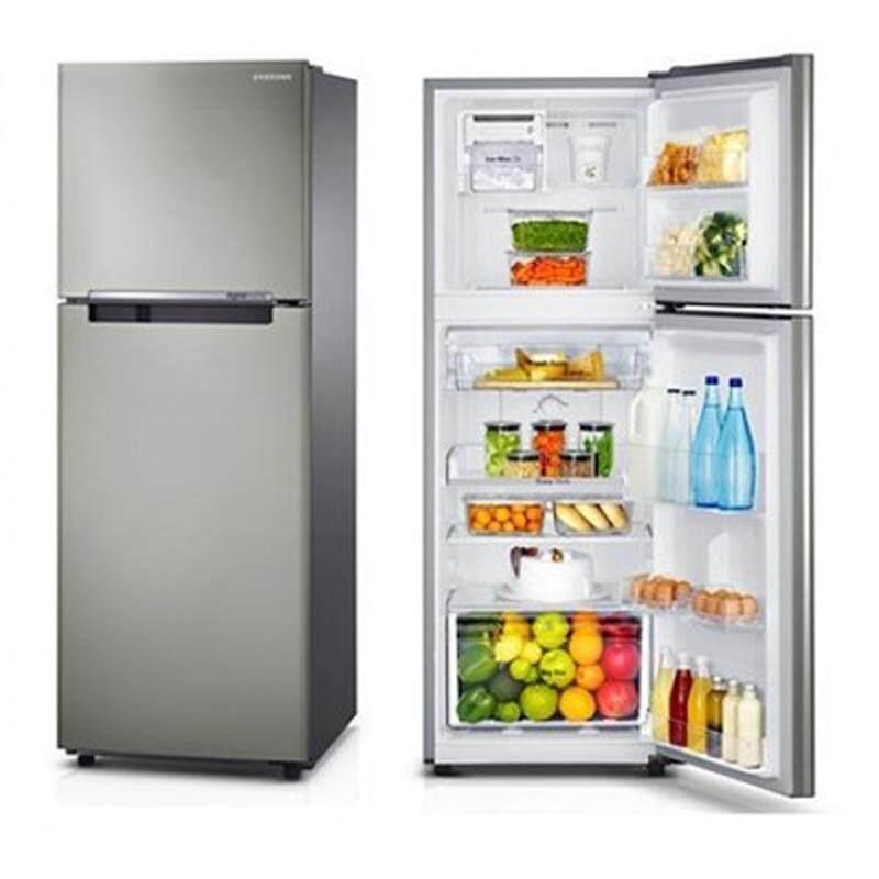 Samsung 2Door Refrigerator 270L Glass and Plastic shelves RT22FARADSA/ME