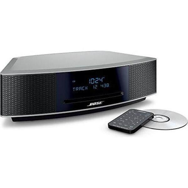 Bose Wave music system IV Platinum Silver Singapore