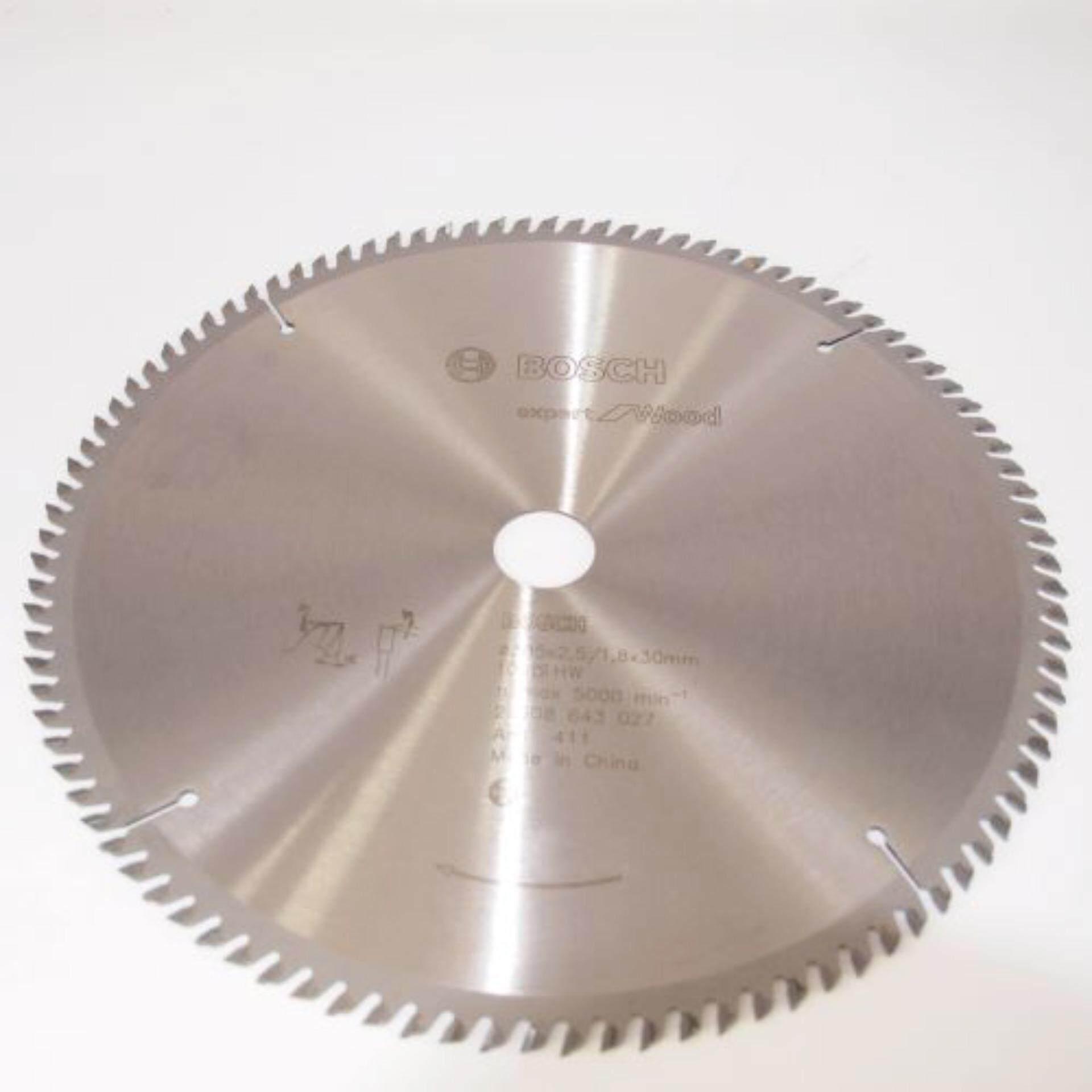 Bosch TCT Circular Saw Blade 305mm (12) x 2.5/1.8 x 30mm x 100T (Expert For Wood) 2608643027