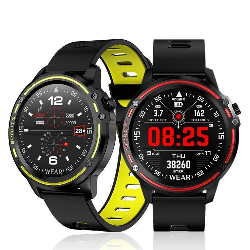L8 Đồng Hồ Thông Minh IP68 Chống Nước Vòng Tay Thể Thao Đồng Hồ Thông Minh Smartwatch Cho Android/IOS Nhật Bản