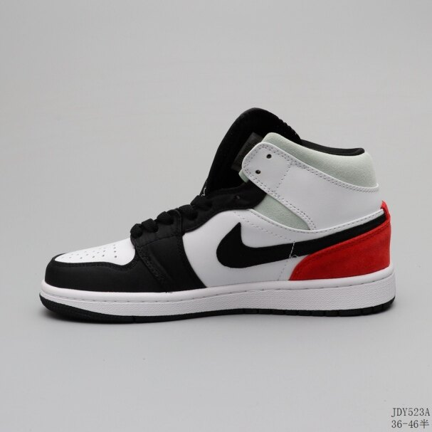 AJ1 Giày Bóng Rổ, Giày Bóng Rổ Cổ Điển Cổ Trung, Mềm Đệm Không Khí Giày Sneaker Thời Trang giá rẻ