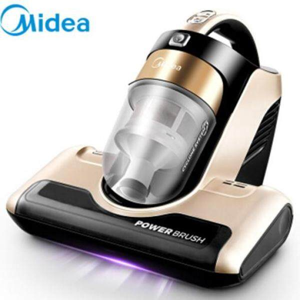 Midea Handheld Home Bed Carpet Mites Instrument Sterilization Disinfection Vacuum Cleaner Dust Remover Machine 450W Cleaning Tool Singapore