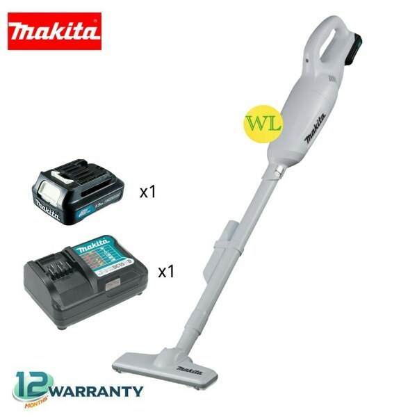 Makita CL106FD Cordless Cleaner 600mL 12V