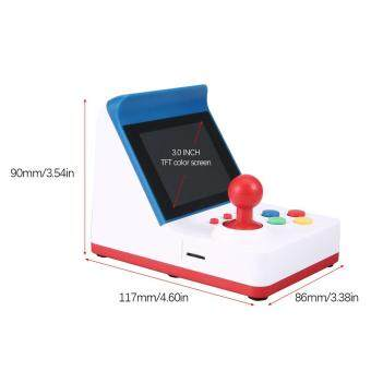 OSMAN Retro Mini Arcade Station Handheld Game Console Built-in 360 Video  Games