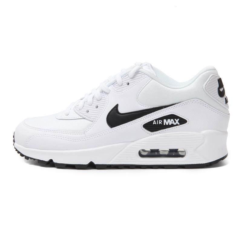 Original 2018 NIKE WMNS AIR MAX 90 Women s Running Shoes Sneakers  Breathable Cushioning Nike Shoes Women b79b2d9b3