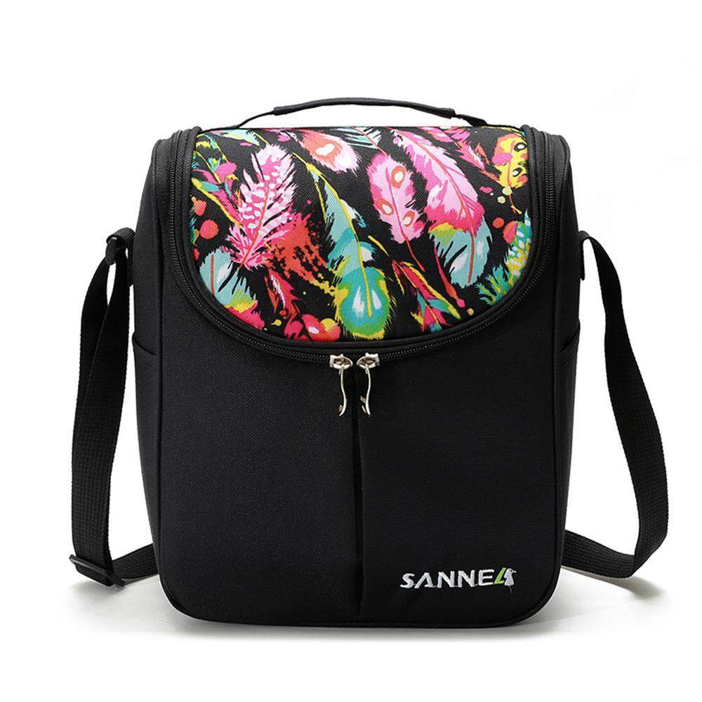 96a355a4e127 G&B Good Breeze Insulated Lunch Bags Outdoor Portable Picnic Lunch Bag