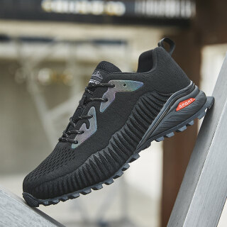 Fashion ultralight unisex walking shoes wear-resistant shock absorption men s sports shoes comfortable and breathable ladies casual shoes size 40-50 thumbnail