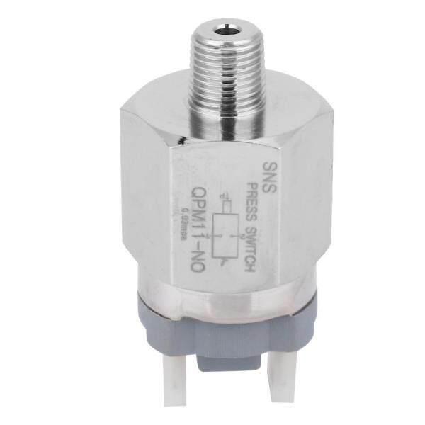 (Sẵn Sàng) Boomboo679 Công Tắc Áp Suất Mở Thông Thường G1/8in QPM11-NO 0.02 ~ 0,1mpa Công Tắc AC220V 48VAC/DC