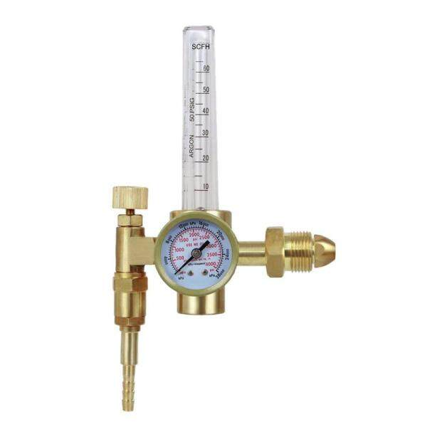 Argon Co2 Cga-580 Mig Tig Flow Meter Welding Weld Regulator Gauge Gas Welder