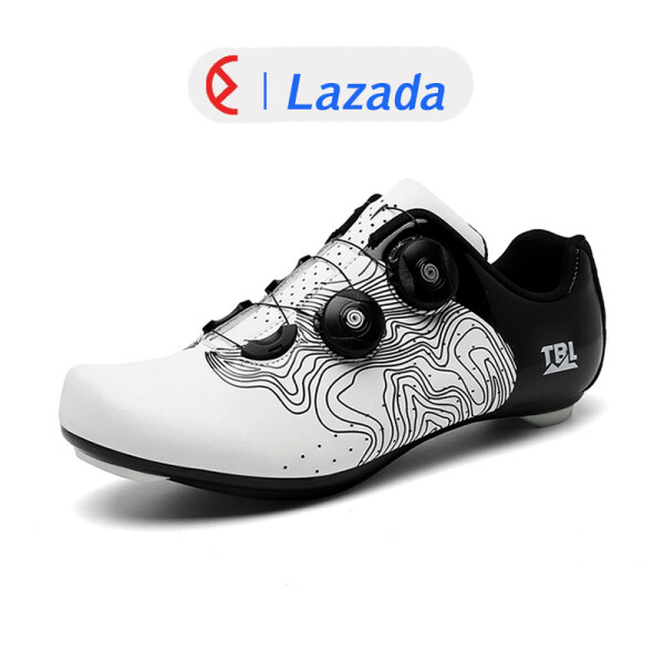 2021 New Upline Cycling Shoes Road Bike Sale Superior Quality Self-locking Professional Breathable Can be equipped with cleats Cycling Shoes mtb for men Cycling Shoes for Women black Big Size 36-47