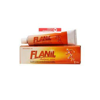 FLANIL Analgesic Cream 60g (Exp:04/2022)