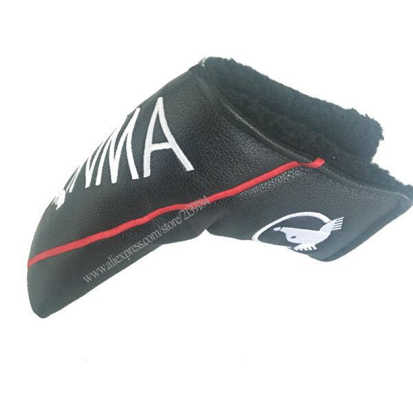 New Golf Headcover HONMA Golf Putte Head Cover Unisex Nhiều Màu Putter Câu Lạc Bộ Head Cover Miễn Phí Vận Chuyển