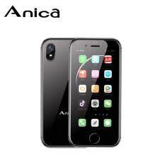 """Anica I8 Mini Smartphone 2.45 """"4G ĐTDĐ Wifi GPS Loa Celulares Di Động Hỗ Trợ Google Store 2G + 16G"""
