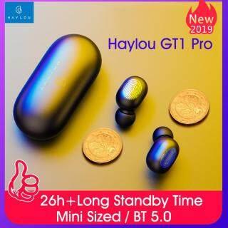 Tai Nghe Không Dây Xiaomi Haylou GT1 Pro TWS Tai Nghe Cảm Ứng Vân Tay Tai Nghe Cuộc Gọi Hai Tai BT 5.0 AAC DSP Giảm Tiếng Ồn Chỉ Báo Trợ Lý Giọng Nói thumbnail