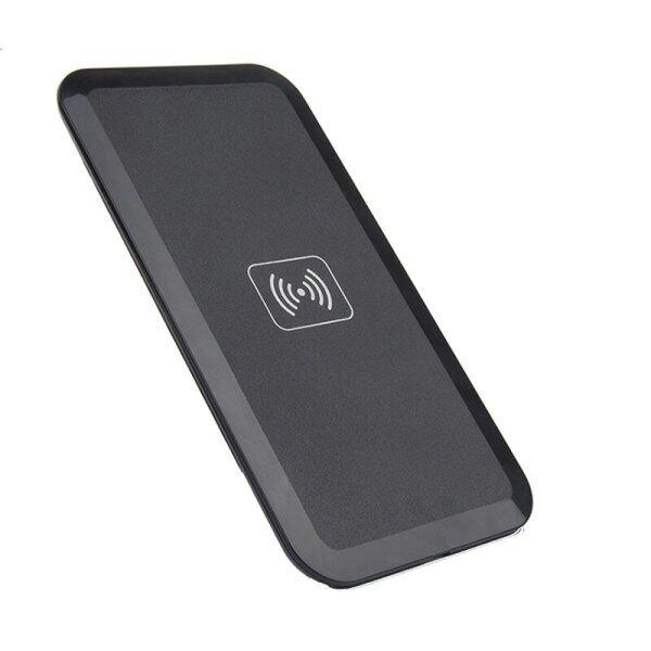 Giá Không Dây Qi Bộ Sạc Bộ Chuyển Đổi Sạc Thụ Pad Cuộn Dây Miếng Dán Cho Iphone Xiaomi Điện Thoại Android