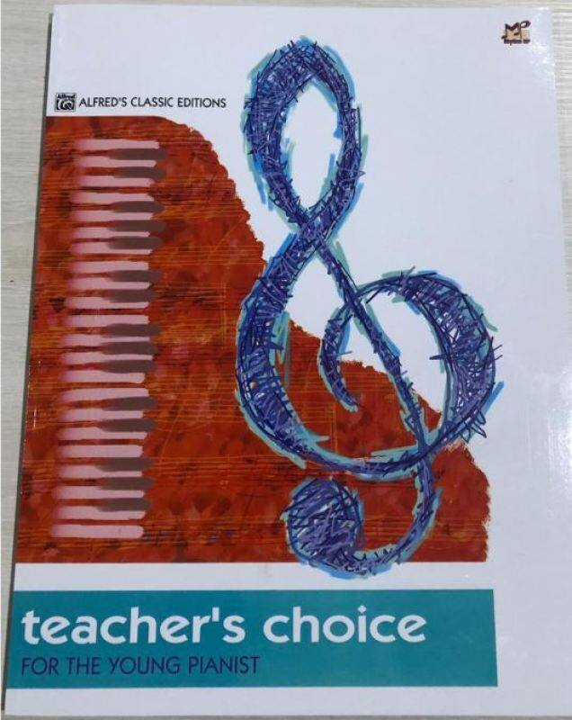 Alfreds Classic Editions Teachers Choice for the Young Pianist Malaysia