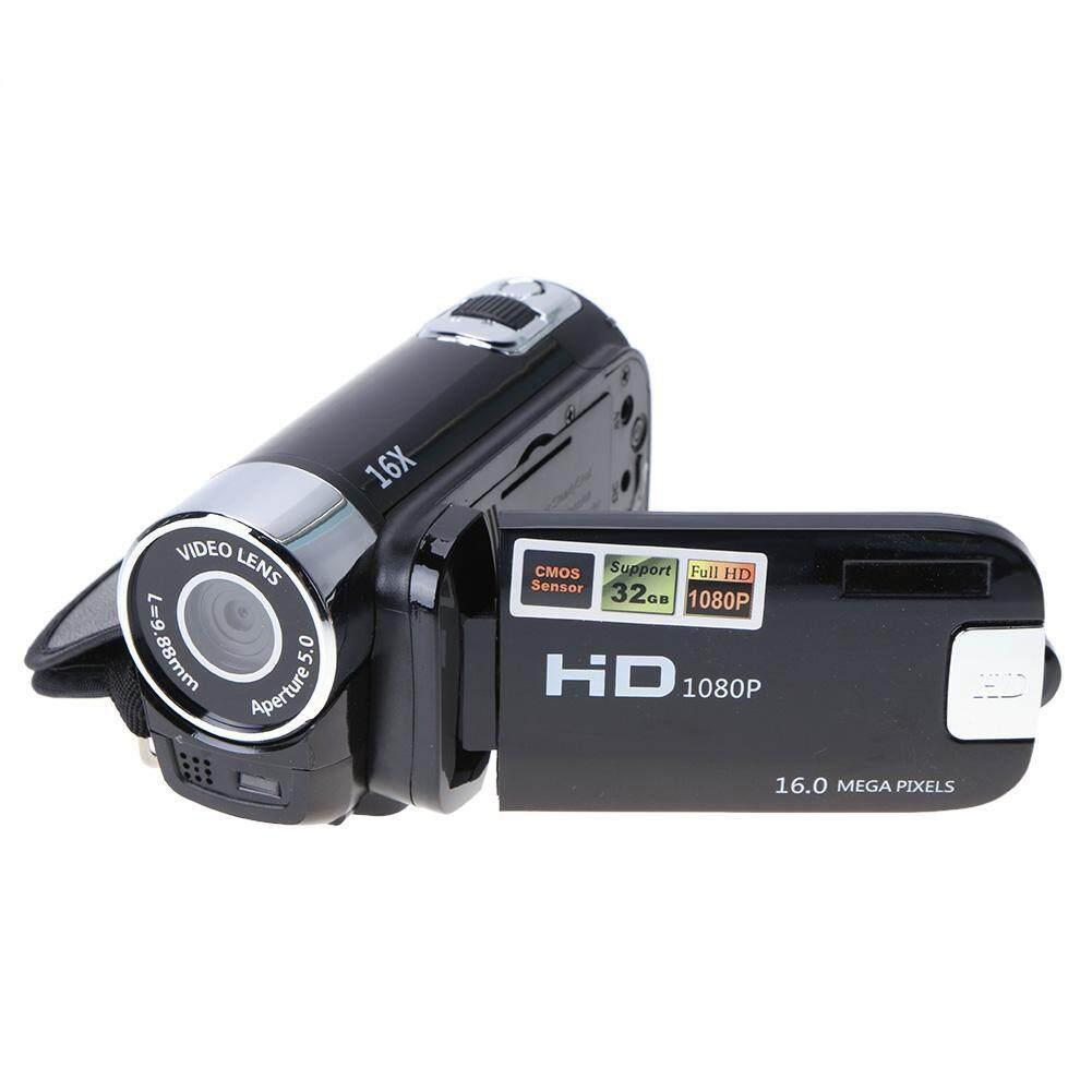 Máy Quay Video Kỹ Thuật Số Full HD 1080P 32GB Thu Phóng 16X Máy Ghi Hình Mini Máy Ảnh DV Giá Sốc Nên Mua