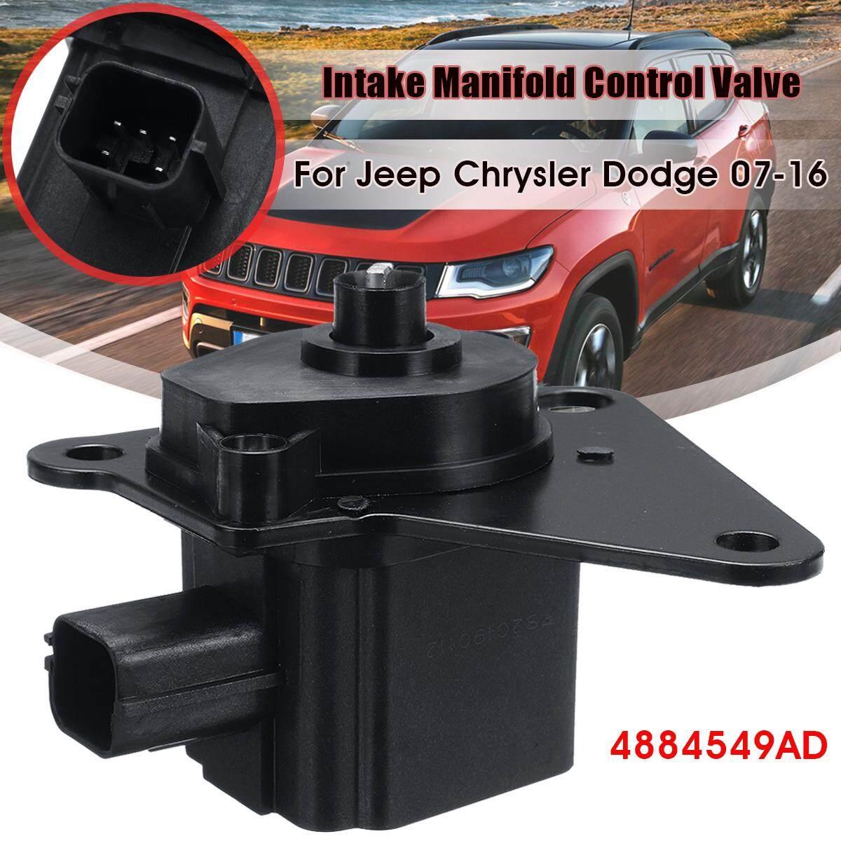 4884549ad Intake Manifold Runner Katup Kontrol Untuk Jeep Chrysler Dodge 2.0 2.4 By Autoleader
