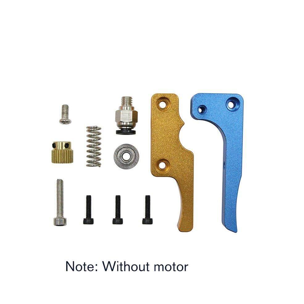 Gold Blue Full Metal MK8 Extruder Block Bowden Extruder 1 75MM Filament  Reprap Extrusion For CR-10 DIY 3D Printer Spare Parts Singapore