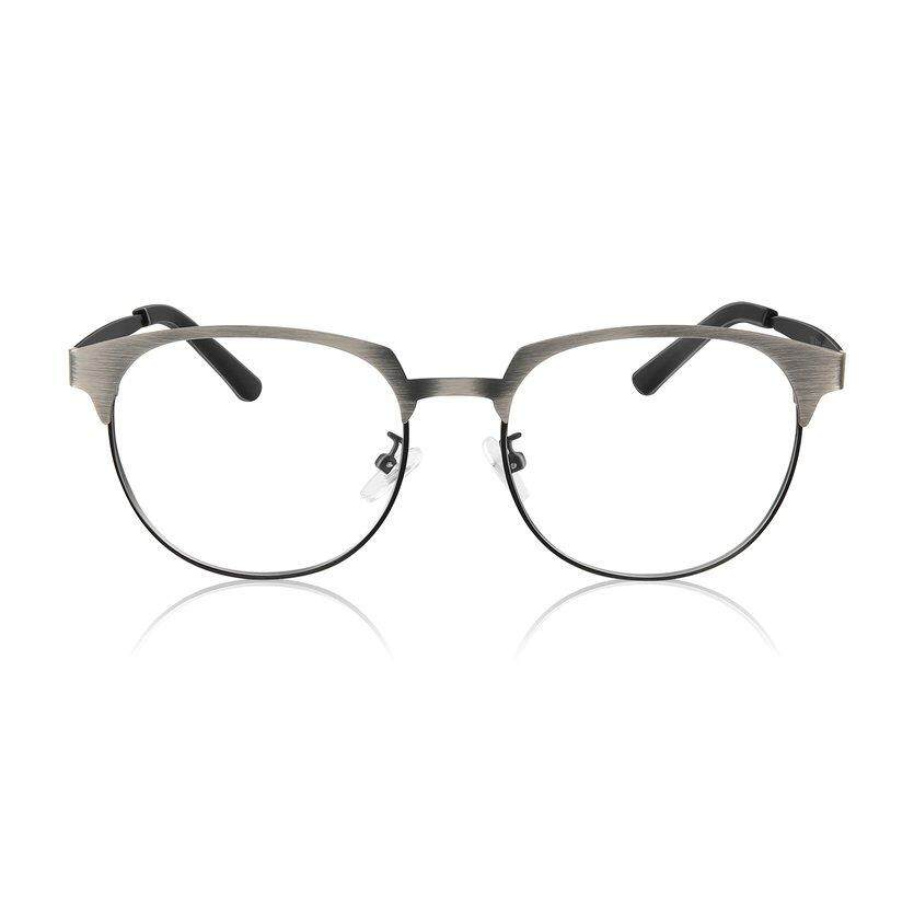 e9ba8de9e80 OH Men Women Unisex Anti-blue Rays Glasses Metal Frame Computer Reading  Glasses