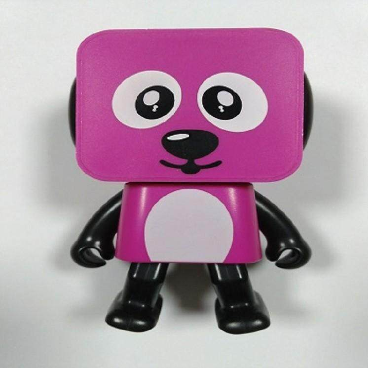 Co มินิสมาร์ทหุ่นยนต์เต้นได้สุนัขลำโพงบลูทูธ Super Bass ลำโพงย่านความถี่ต่ำสเตอริโอ By Cwjc Shop.