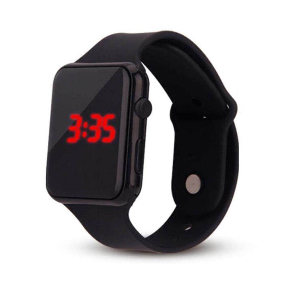 Efashion Mall Electronic LED Sport Fashion Classic Silicone Buckle Lighting Indoor and Outdoor Activities Malaysia