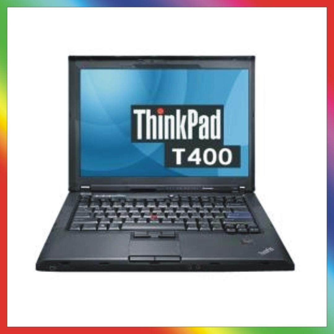 LENOVO T400 C2D  2.53GHz 2GB 80GB Notebook Refurbished Malaysia
