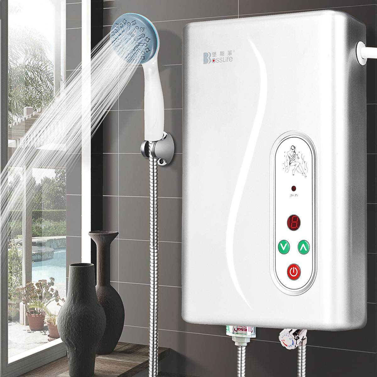 Water Heater For Sale Electric Prices Brands Diy Electrical Wiring Bathroom Free Shipping Flash Dealelectric Hot Instant Shower Panel System Kit