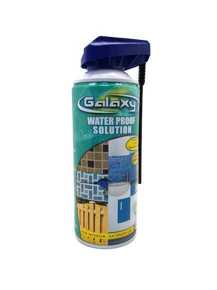 [READY STOCK] GALAXY Waterproof Solution Spray for Interior and Exterior use / Bathroom / Invisible / Easy Apply / 400ml