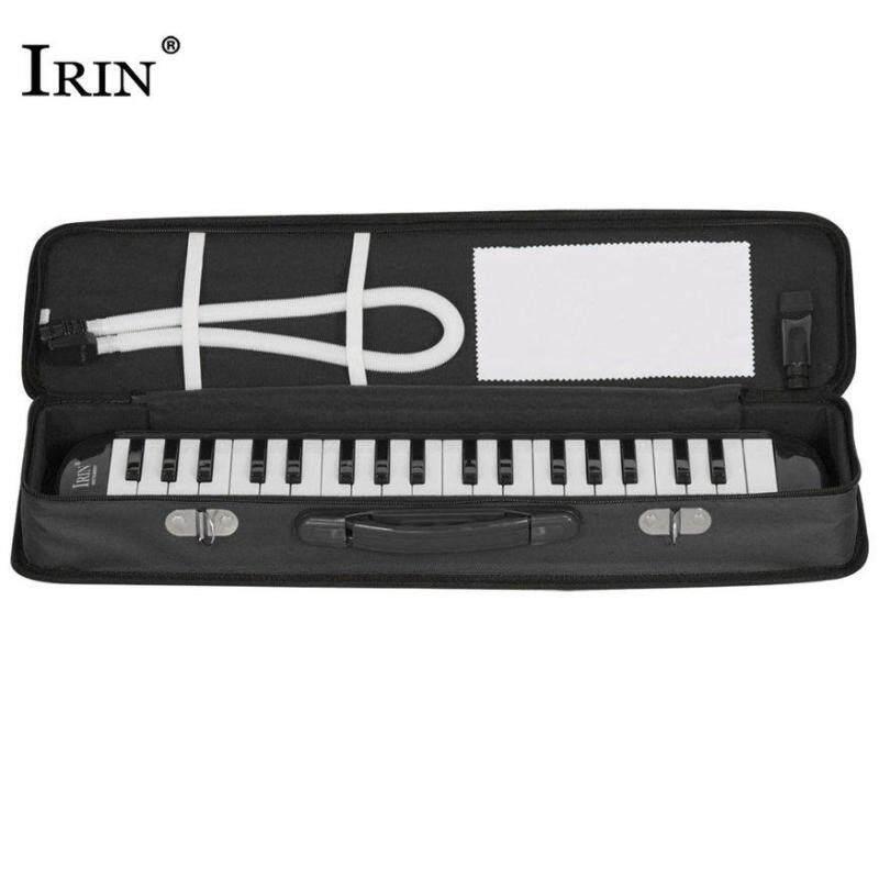 Đầu Đề Cập Đến IRIN 37 Phong Cách Piano Phím Kèn Melodica Cứng Lưu Trữ Ốp Lưng Miệng Đàn Kèn Harmonica