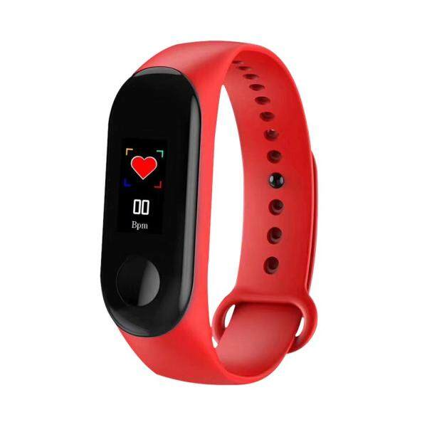 Forline M3 Smart Watch Band Bluetooth Bluetooth 4.0 IP67 Pressure Fitness Swimming Waterproof GPS Tracker Blood Bracelet Watch Malaysia