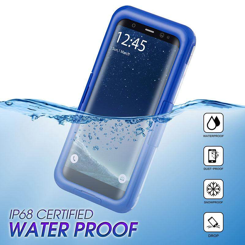 sports shoes ae2e6 ce6e1 IP68 waterproof phone case for Samsung S7 S8 S9 S10 plus S10 lite cover  case for iphone note 4 5 8 cover diving 3 meter