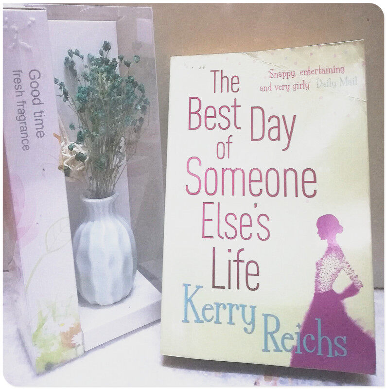 Second Hand Book《The Best Day of Someone Elses Life》—— Kerry Reichs fiction love story Romance Malaysia