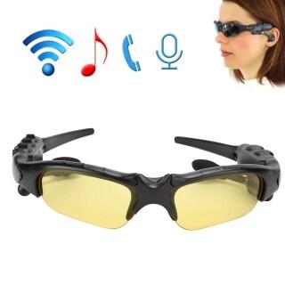 Kính Râm Bluetooth 5.0 Kính Không Dây Năng Lượng Mặt Trời Tai Nghe Tai Nghe Tai Nghe Âm Thanh Nổi thumbnail