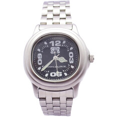 Body Glove Mens Stainless Steel Watch BG001Black (Black) Malaysia