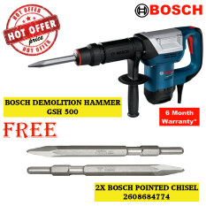 Bosch Gsh 500 Profesional Demolition Hammer By Nhmachinery.