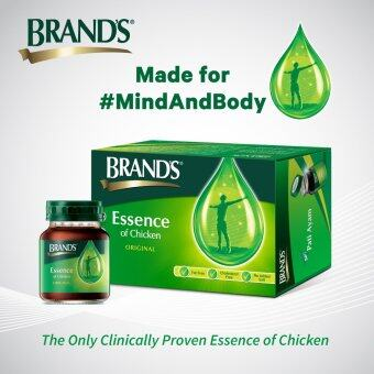 BRAND'S® Essence of Chicken Single Pack 6's  (6 bottles x 70gm)
