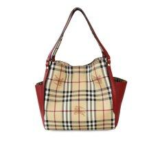 Malaysia Burberry Small Canterbury Haymarket Checks Red