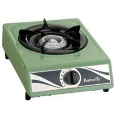 Erfly Single Gas Stove Bgc 28 Green