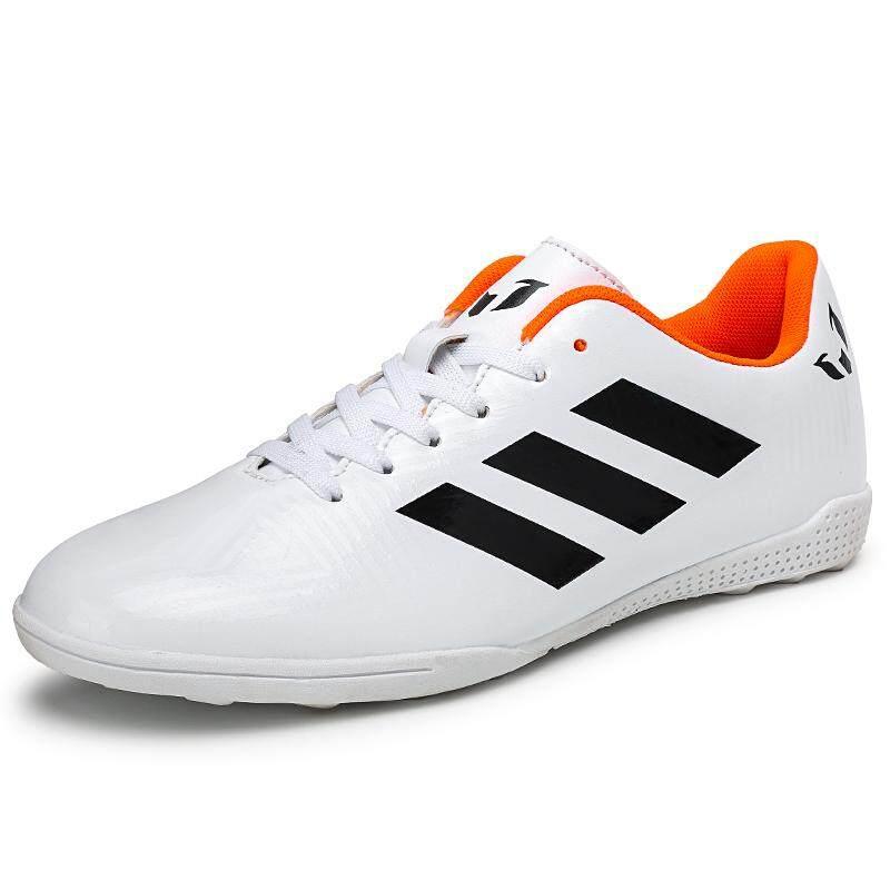 Gtrm รองเท้าผ้าใบรองเท้าฟุตบอลเด็กดั้งเดิมดีเยี่ยมรองเท้าฟุตซอลผู้ชายฟุตบอลมืออาชีพ Cleats รองเท้ารองเท้าฟุตบอลผู้ชาย Spike รองเท้าฟุตบอลผู้หญิง By Nfma Shop.