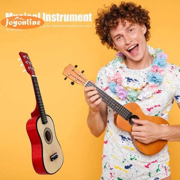 Đàn Guitar 23 inch 6 dây đàn Guitar gỗ cứng nhạc cụ dành cho người lớn trẻ em người mới bắt đầu đồ chơi âm nhạc