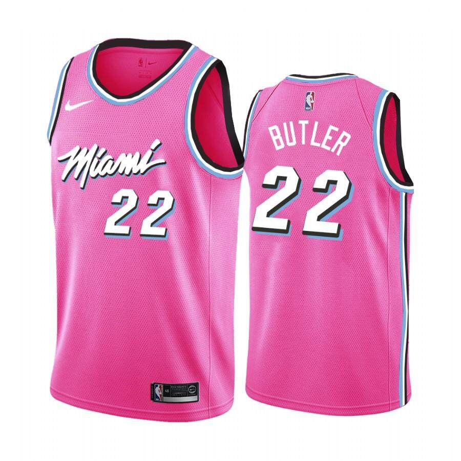 size 40 5219e f34e7 Jimmy Butler 22# Miami Heat Nike_NBA Swingman Jersey Black – City Edition