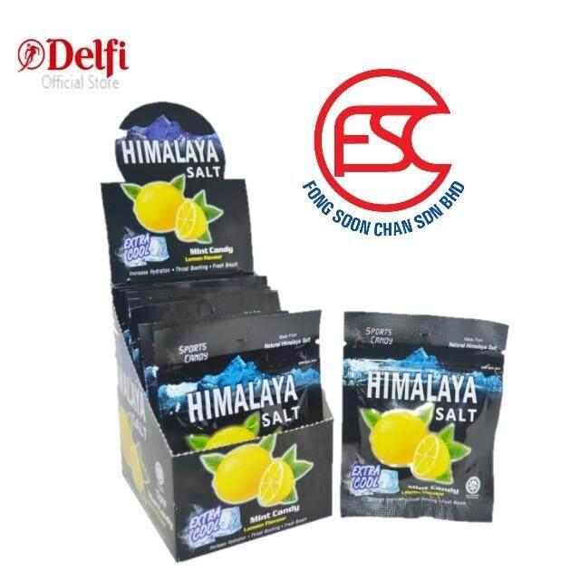 [FSC] Himalaya Salt Cool Lemon Candy 15gm x 12pck