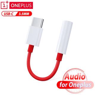 Bộ Chuyển Đổi Âm Thanh Oneplus Loại C Sang 3.5Mm, Dành Cho Oneplus 8T Nord 8T + 5G 8 Pro Giắc Cắm Tai Nghe Loại C 3.5 MM Dành Cho One Plus 8T 8 7T 7 thumbnail