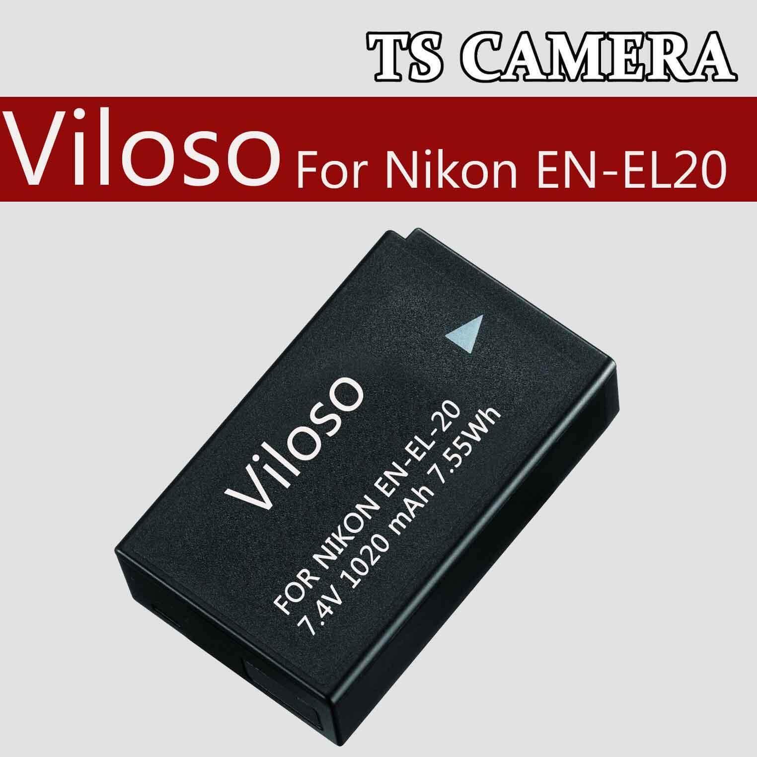 Nikon En-El20 Battery Replacement By Ts Camera.